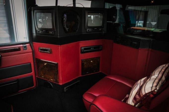 Range Rover султана Брунея