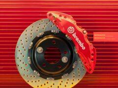 Brembo разработает бесшумные тормоза для электромобилей