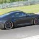 Porsche опубликовал тизер на новое поколение мощного 911 GT3