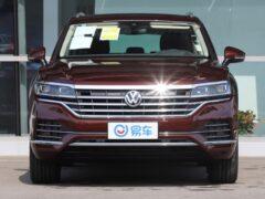 Volkswagen презентовал в Гуанчжоу роскошный минивэн Viloran