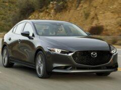 В России стартовали продажи нового седана Mazda 3