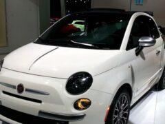 Выпущена специальная версия Fiat 500X 120th Anniversary Edition