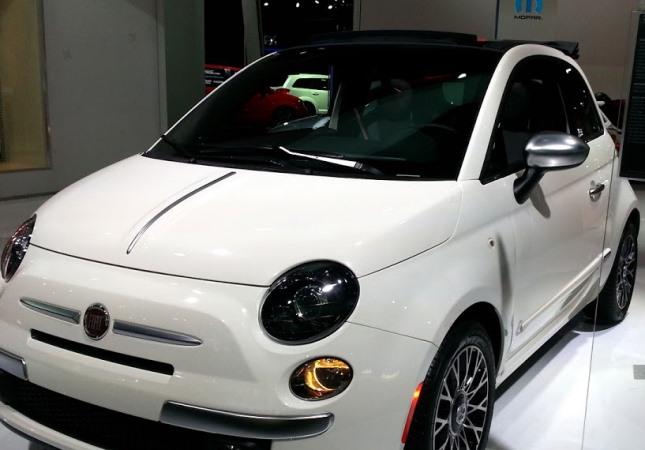 Fiat 500X 120th Anniversary Edition