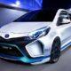 Toyota Yaris получит «заряженную» версию