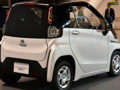 Toyota анонсировала дебют нового ультракомпактного Аа