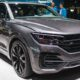 Volkswagen Touareg R получил гибридную установку