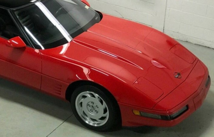 Corvette ZR1 1991 года