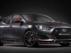 Hyundai представит на SEMA концепт Veloster N Performance