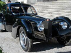 Экс-дизайнер Bugatti создаст катер в стиле редкого довоенного купе