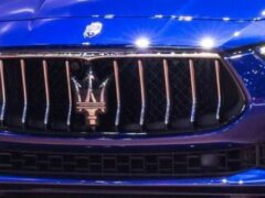 Maserati готовит обновления для кроссовера Levante