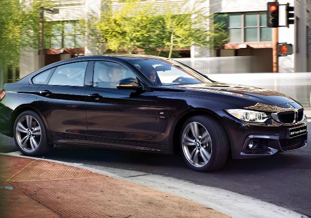 BMW 4-й серии xDrive