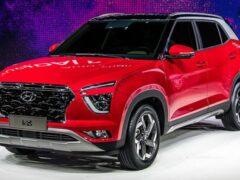 Hyundai Creta нового поколения дебютировал на Auto Expo