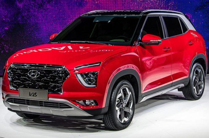 Hyundai Creta новой генерации