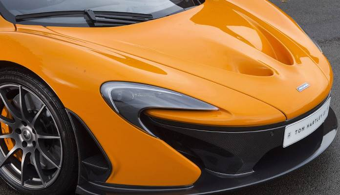McLaren новый прототип Speedtail