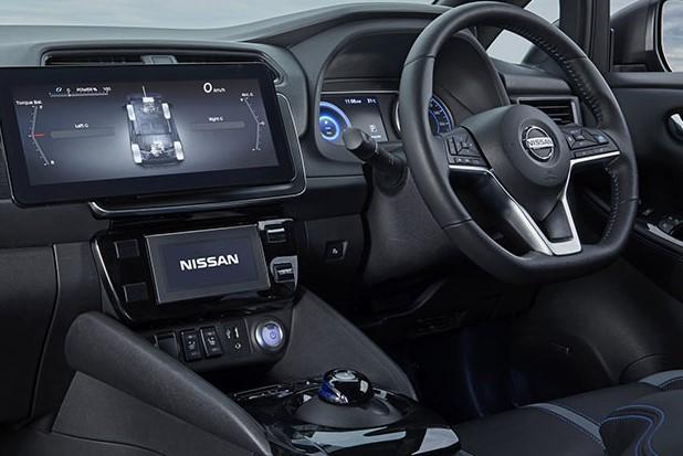 Nissan, полный привод