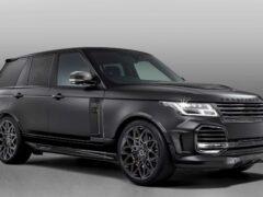 Тюнеры выпустят 10 уникальных Range Rover по 315 000 долларов