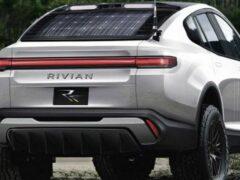 Интерьер электрокаров Rivian будет конкурировать с Lamborghini, Bentley и Lincoln