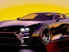 Toyota Supra Mk4 показали на рендерах от дизайнера Honda