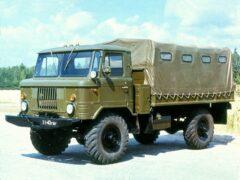 Эксперты рассказали об армейском грузовике ГАЗ-66