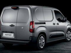 Новую версию фургона Partner готовит Peugeot