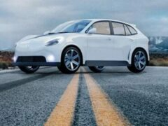 Новый электрокар Volvo XC40 получил новую мультимедийную систему