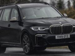 Тюнеры показали свой дизайн-проект доработки BMW X7