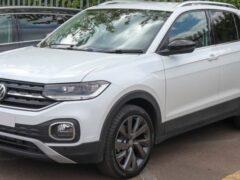 Бюджетный кроссовер Volkswagen Tacqua вышел на рынок