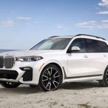 Большой внедорожник BMW X7 оснастили М-компонентами