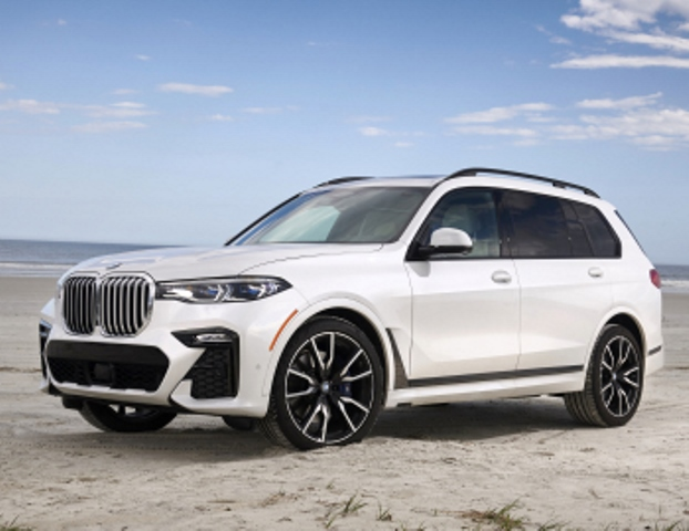 BMW X7 с М-компонентами
