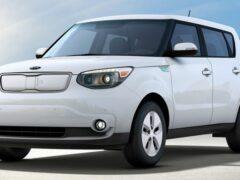 Новый Kia Soul EV задерживается для американского рынка