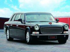 Hongqi L9: лимузин для лидера КНР