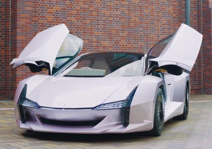 Nanocellulose Vehicle