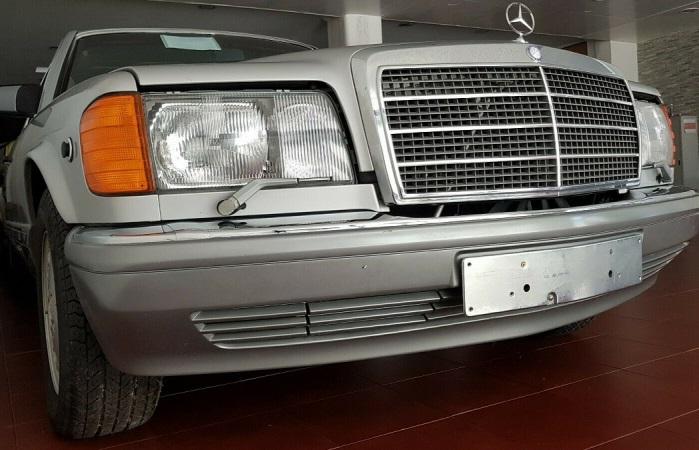 Mercedes-Benz 560 SEL 1986