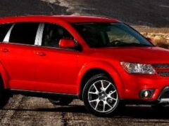 Dodge выпустит новую версию Journey на базе Alfa Romeo Stelvio