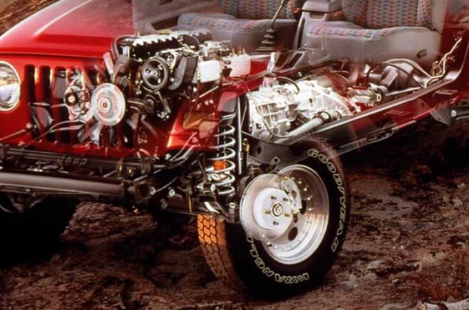 FCA, двигатель