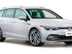 В Сети появились рендеры VW Golf в кузове универсал SportWagen