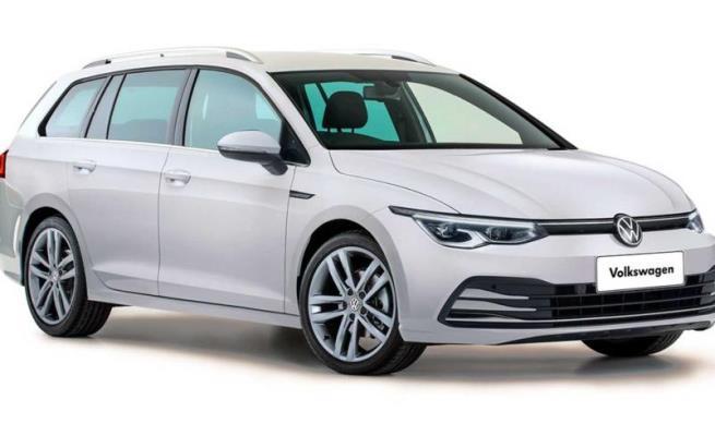 VW Golf универсал SportWagen