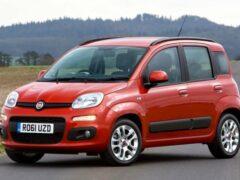 Fiat может отказаться от выпуска моделей А-сегмент