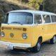 На продажу выставили винтажный микроавтобус Volkswagen