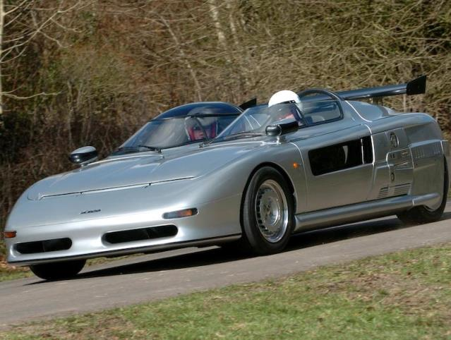 Italdesign Aztec Barchetta