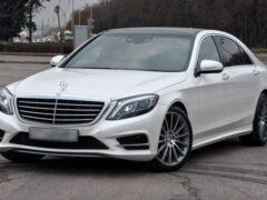 Выпущен 500-тысячный Mercedes-Benz S-класса в кузове W222