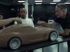 Новый Mercedes-AMG GT показали на рендере