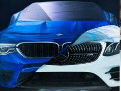 BMW и Mercedes-Benz потроллили друг друга в Twitter