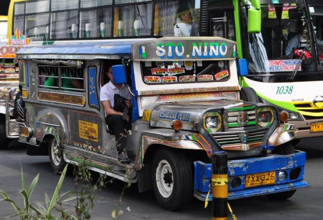 ГАЗель на Филиппинах