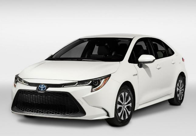 Toyota Corolla гибрид