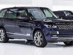 Все новые Jaguar Land Rover будут обновляться «по воздуху»