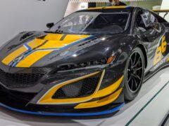 В Лос-Анджелесе представили хардкорный Acura NSX GT3 Evo