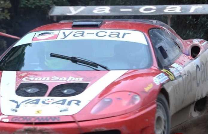 Ferrari 360 для ралли