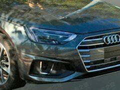 В Китае станет доступен новый Audi A4 L в вариации 40 TFSI