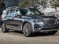 BMW X7 может стать водородным в 2023 году